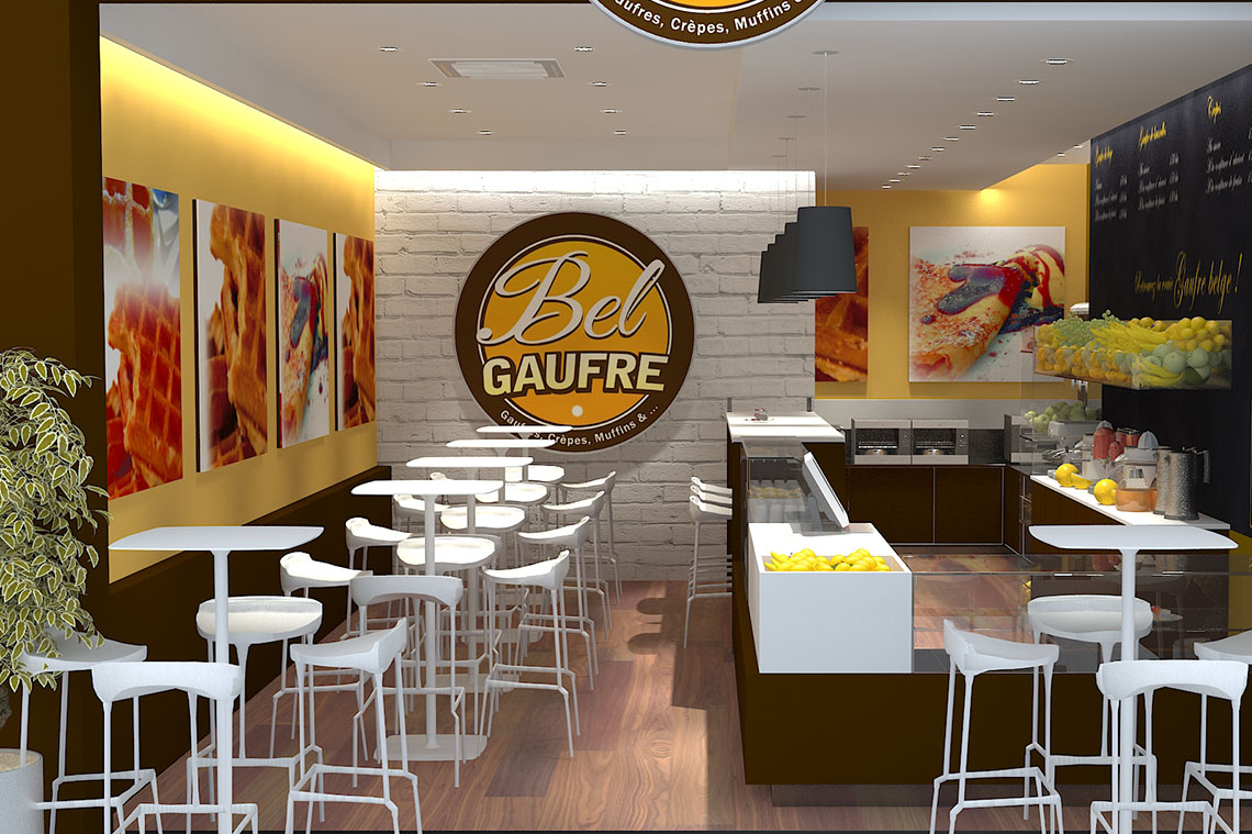 BEL GAUFRE (Bab Ezzouar Centre, Kouba, Ardis, Sétif)